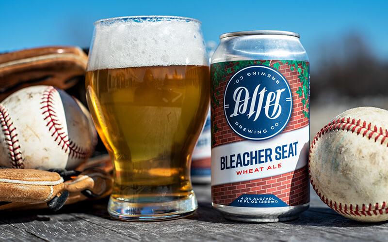 Bleacher Seat Wheat Ale Release